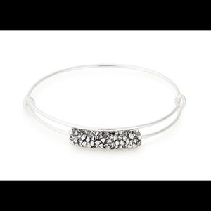 Alex and Ani Tinsel Town Fine Rocks Beaded Bangle